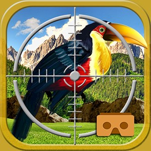 VR Real Birds Hunting 3D
