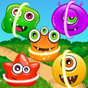 Flurry Monster - Candy Jewel Star Match 3 Game