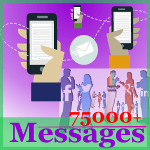 Messages Collection 75000+