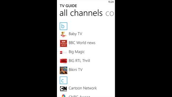 how to use ditto tv app