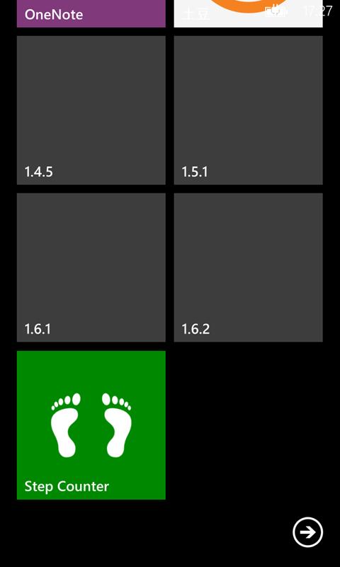 Step Counter Pro | FREE Windows Phone app market