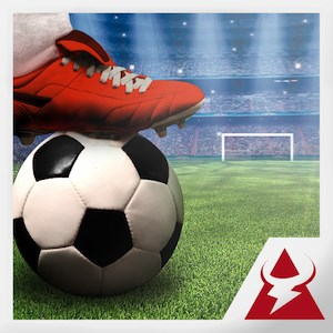 Football Cup: Flick Soccer Real World League 14 3D