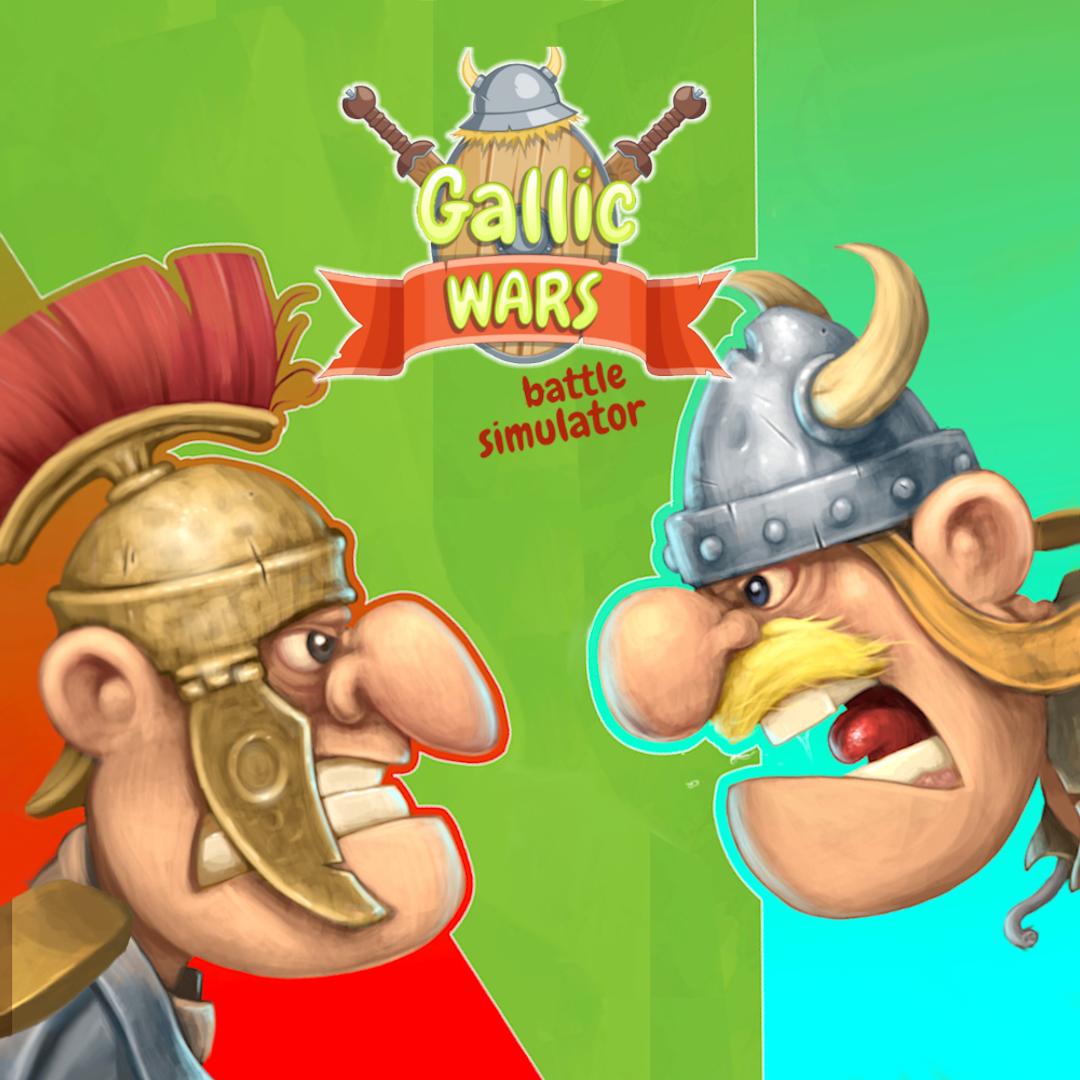 Image for Gallic Wars - Battle Simulator