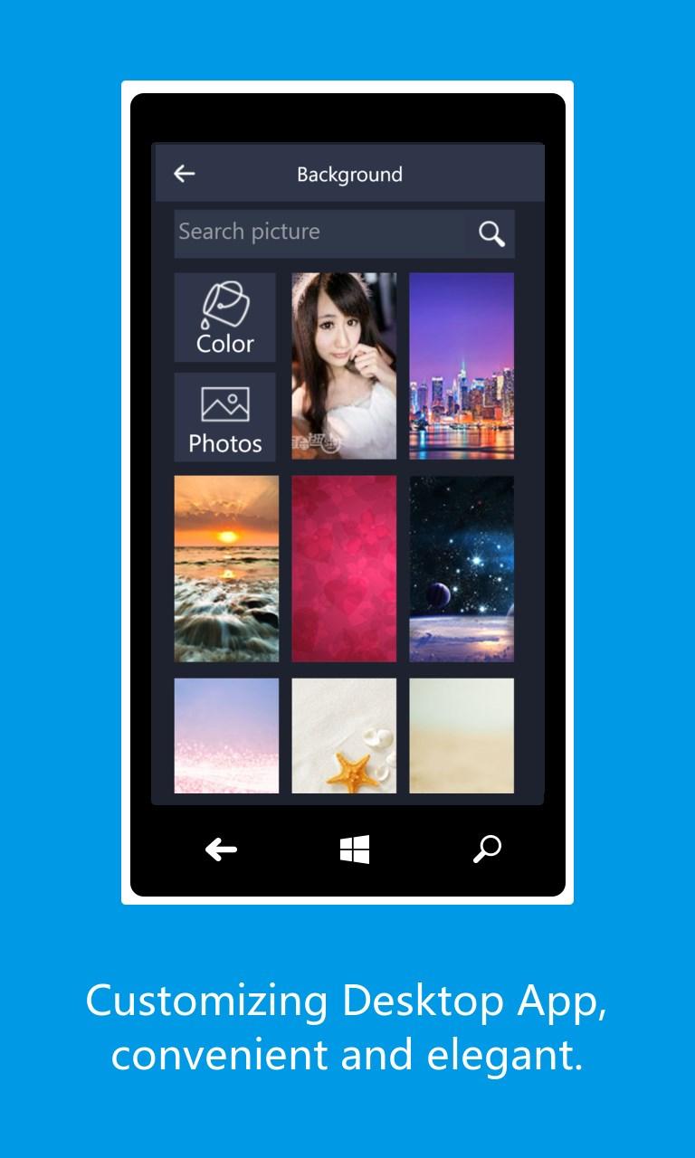 Start designer gootile free windows phone app market for Tile planner app