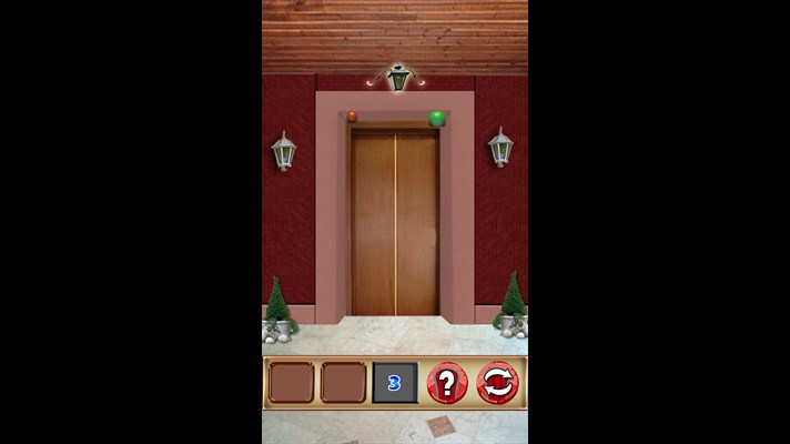 100 doors and rooms escape walkthrough level 13 for Door 4 level 13