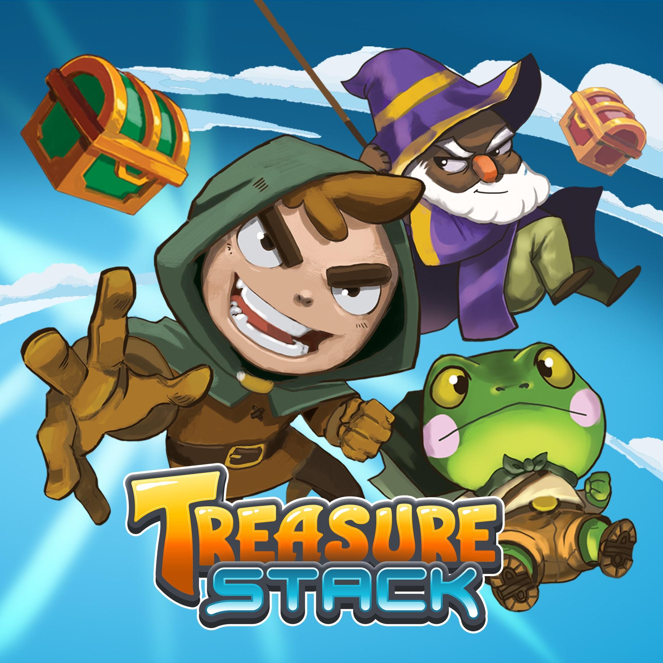 Treasure Stack achievements