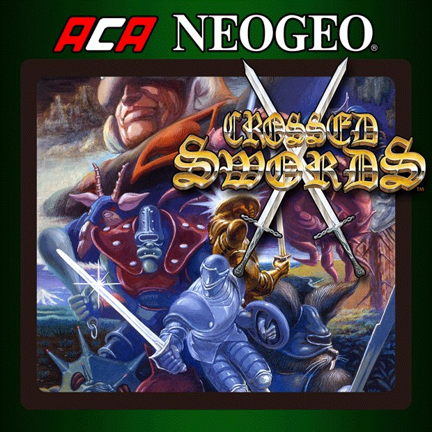 ACA NEOGEO CROSSED SWORDS achievements
