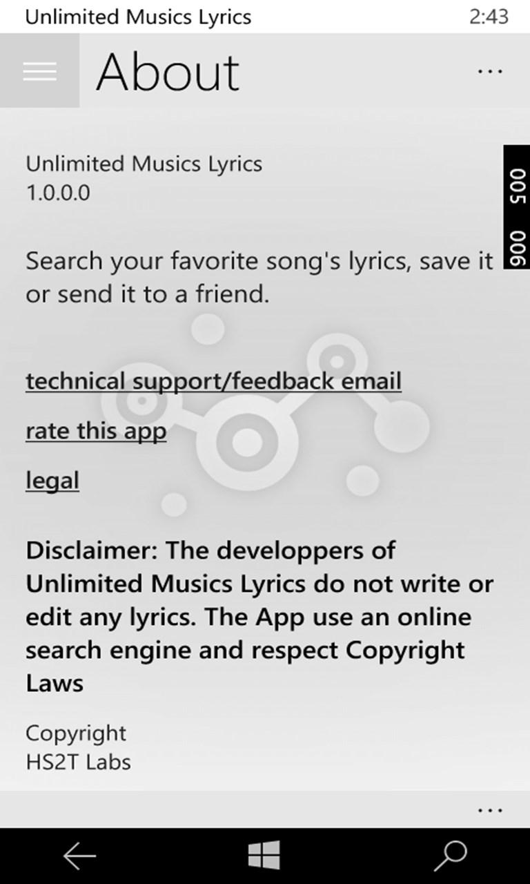 Unlimited Music Lyrics