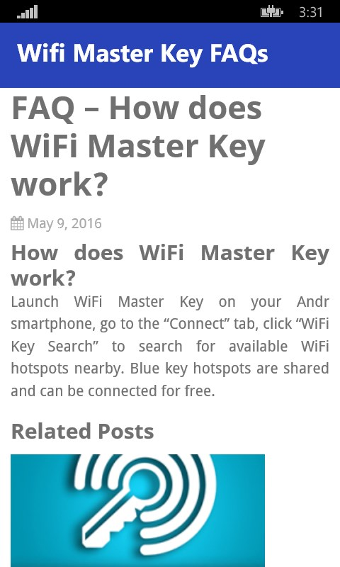 wifi master key for windows 10