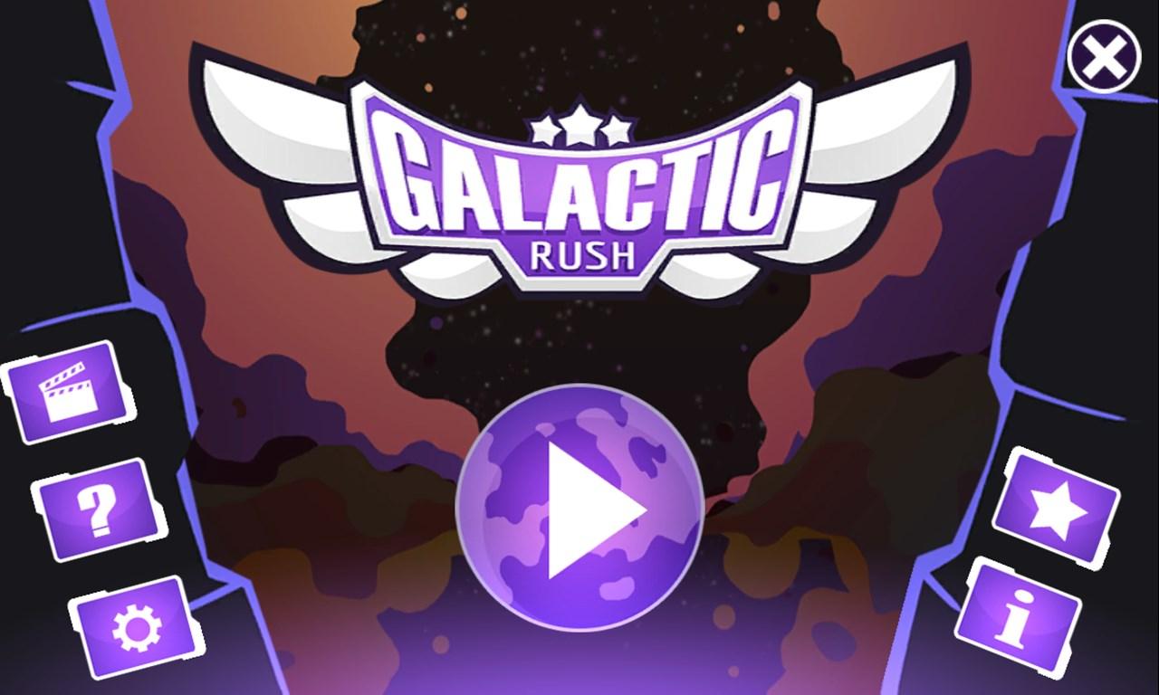 Galactic Rush