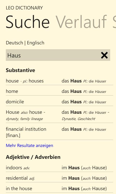 german english leo