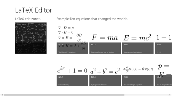 LaTeX Editor For Windows 10 Free Download