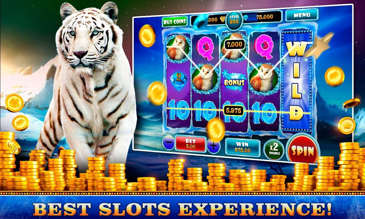Arctic Treasures Free Vegas Slots