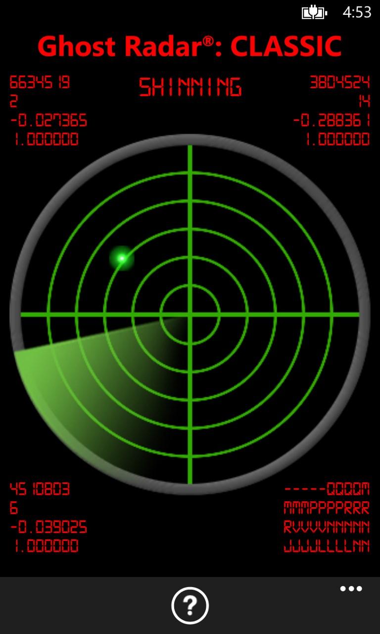 ghost radar classic for windows 10 mobile. Black Bedroom Furniture Sets. Home Design Ideas