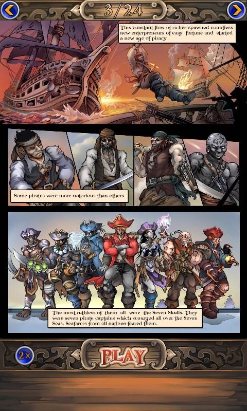 Pirates Don't Run