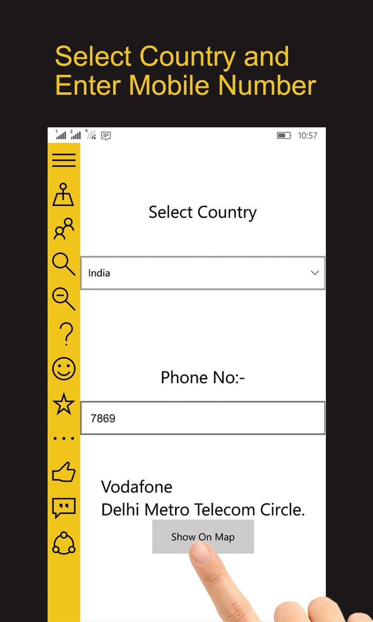 Mobile Number Locator Offline