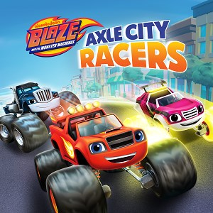 Image for Blaze and the Monster Machines: Axle City Racers