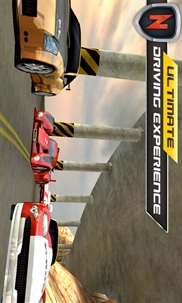 Real Speed Car: Need for Asphalt Racing screenshot 2