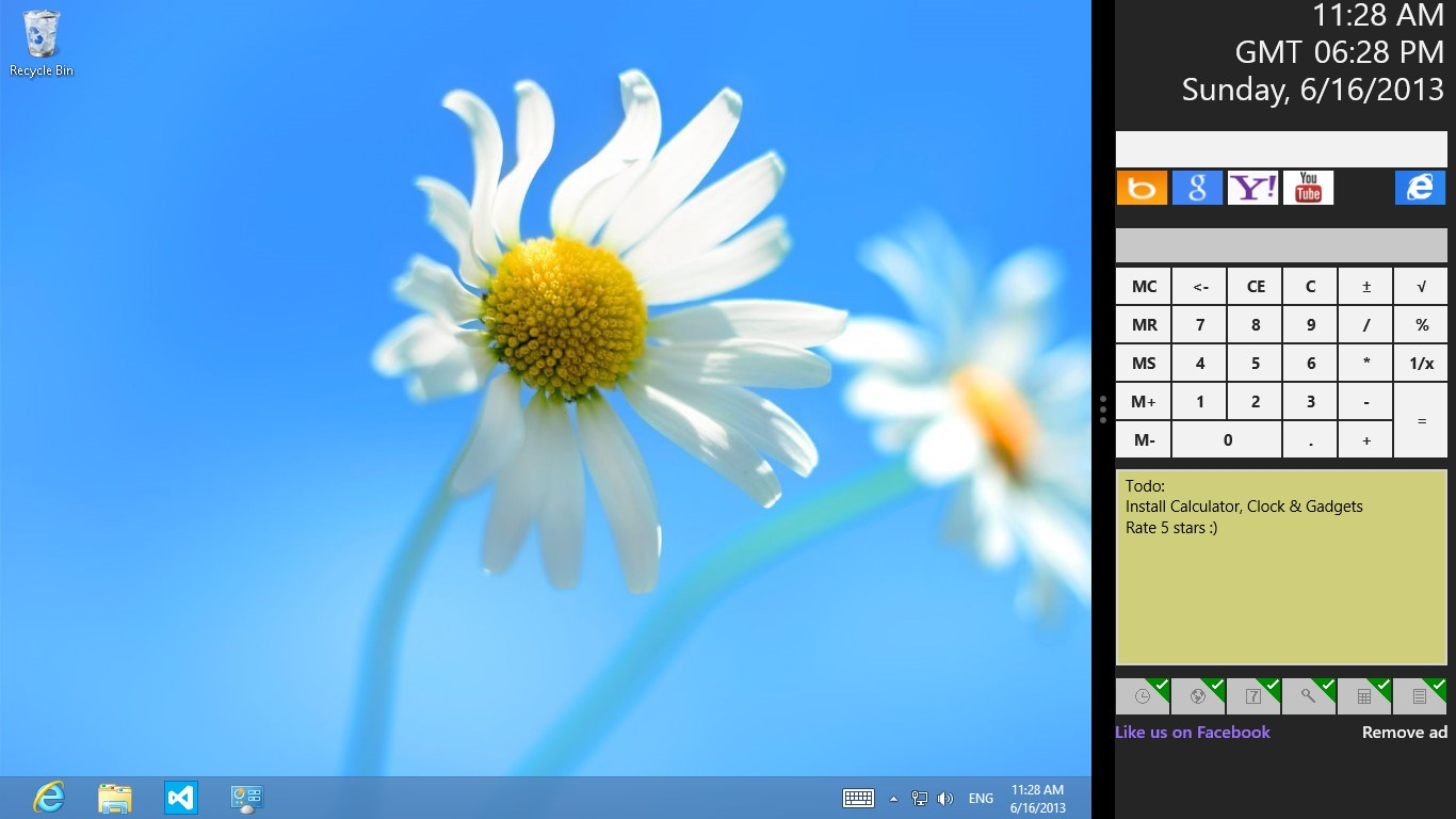 how to put youtube on desktop windows 10