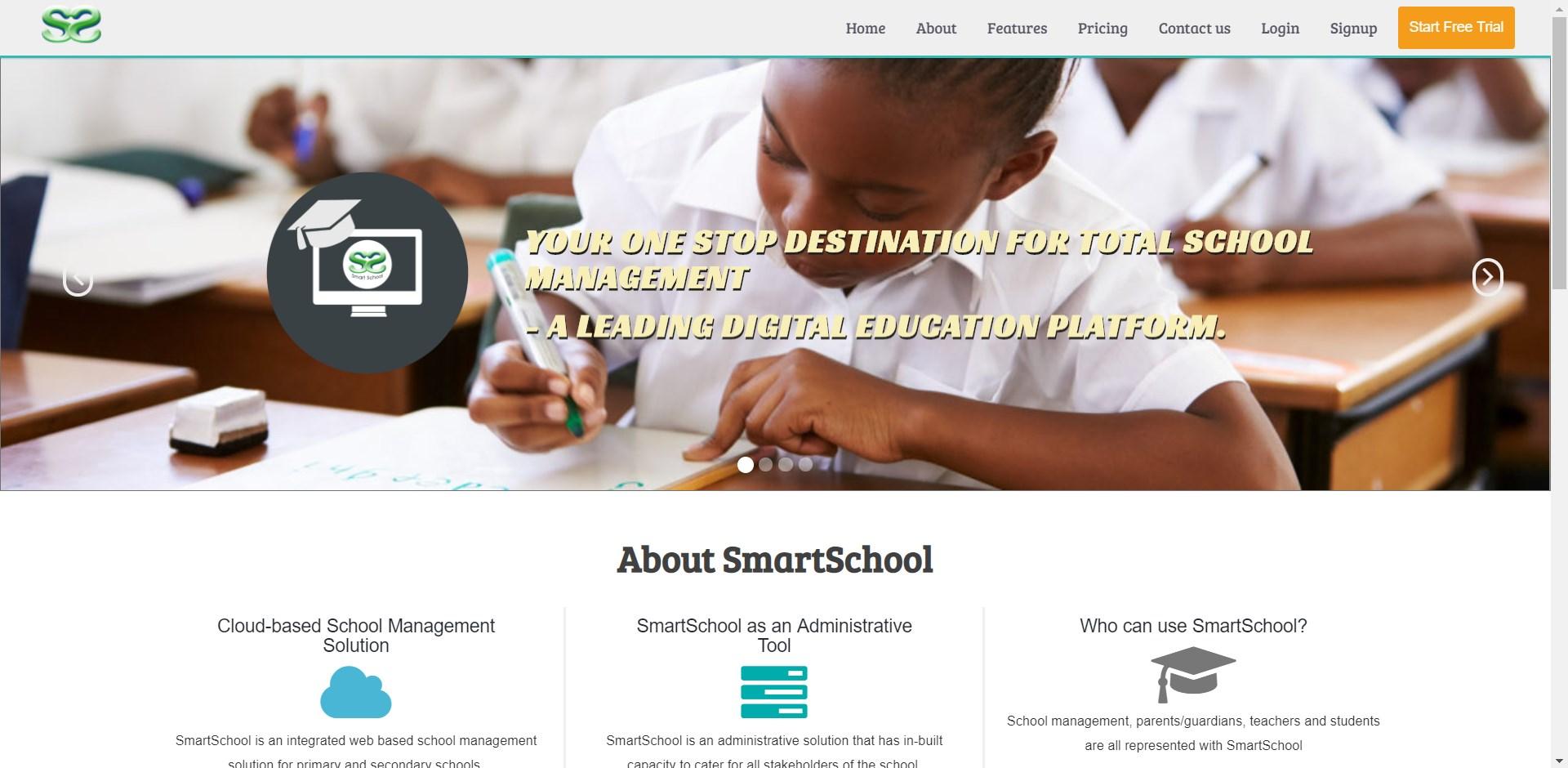 smartschool school management system
