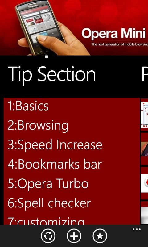 Opera Mini 2018 Guide   | FREE Windows Phone app market