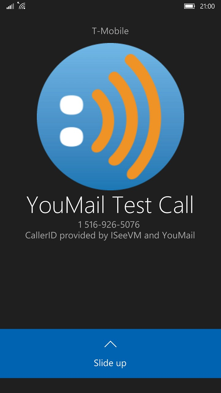 ISeeVM for YouMail