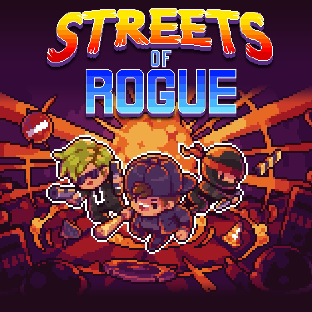 Streets of Rogue achievements