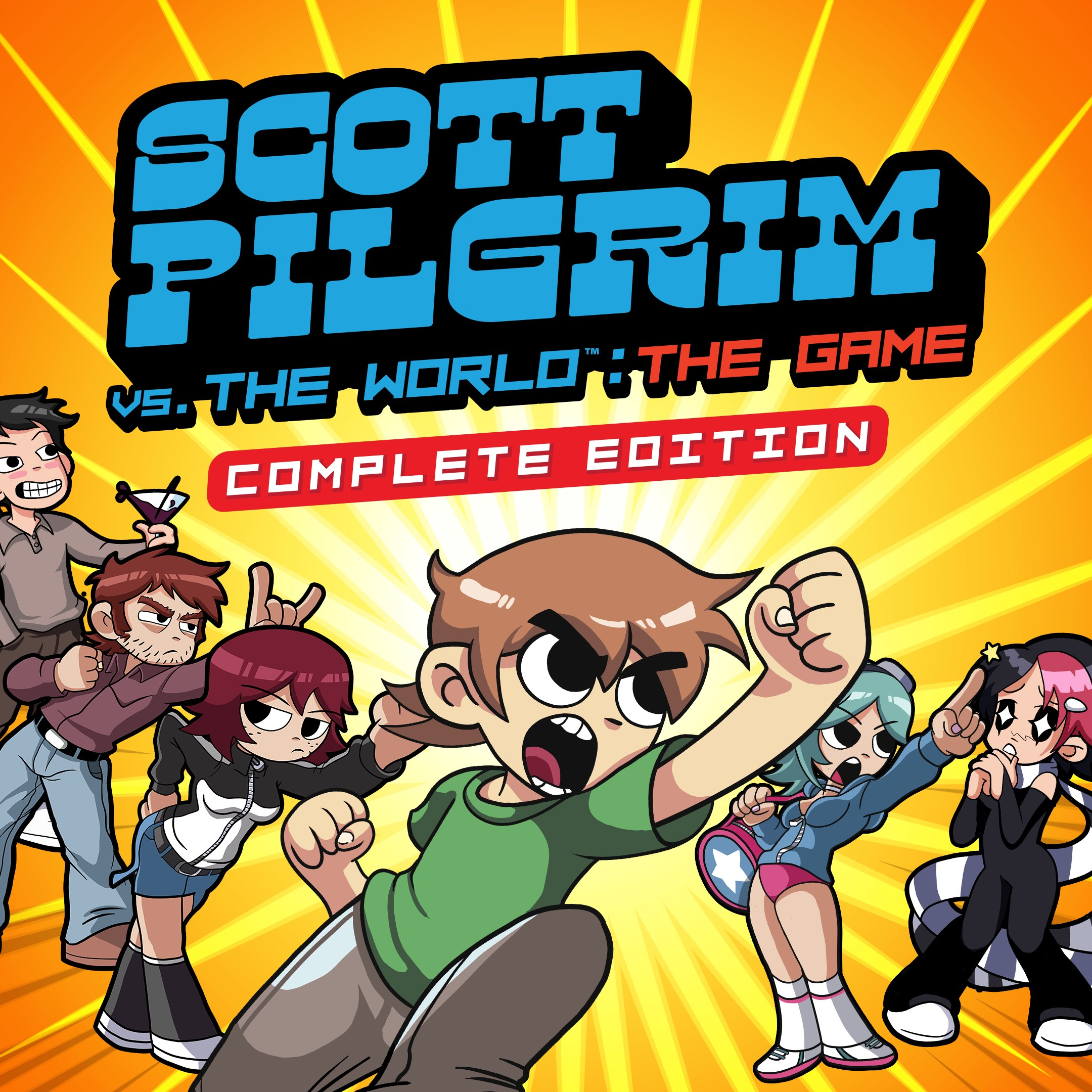 Scott Pilgrim vs. The World : The Game - Complete Edition achievements