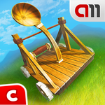 Castle Catapult 3D Free - Continuum Game
