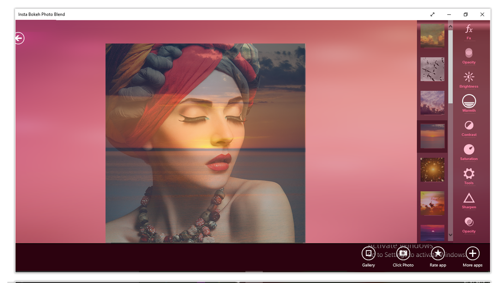 Superimpose App: Superimpose or blend two photos with ease Best app to blend photos