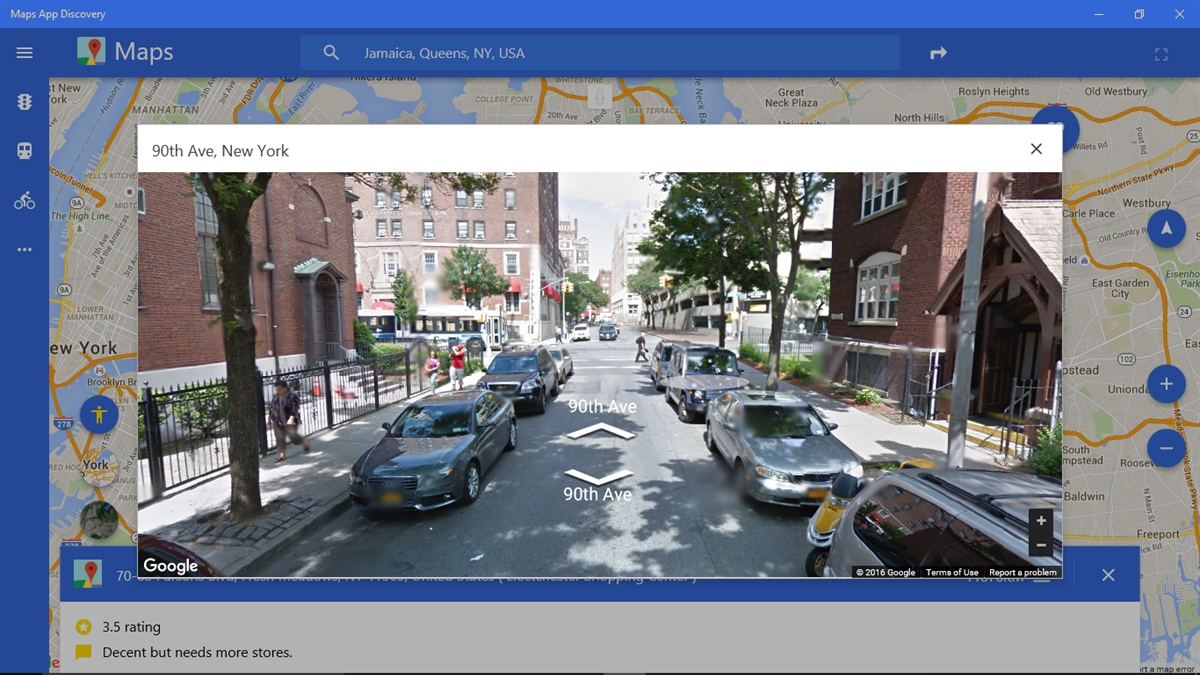 Download Google Maps For Microsoft Surface  Download Reviews And - Download nyc google map