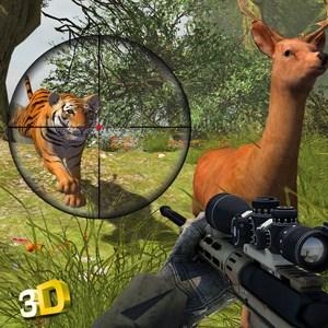 Jungle Animal Hunting 3D - Safari Lion Hunting