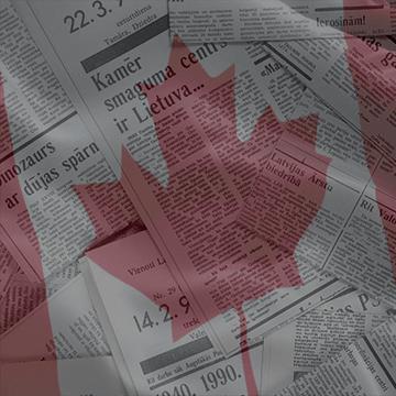 Canadian News Reader