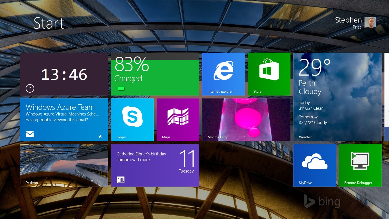 Windows 8 1 Change Battery Charge Level : Battery level for windows