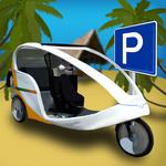 Rikshaw Parking 3D Pro