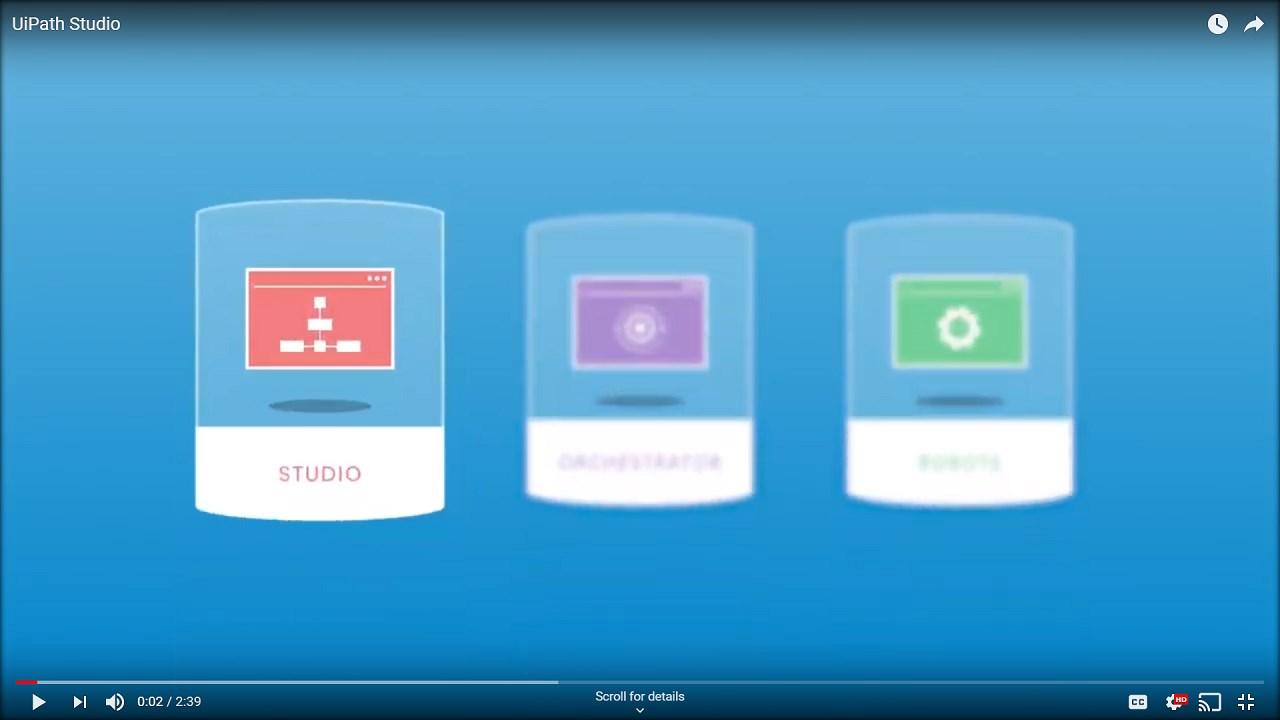 UiPath Enterprise RPA Platform