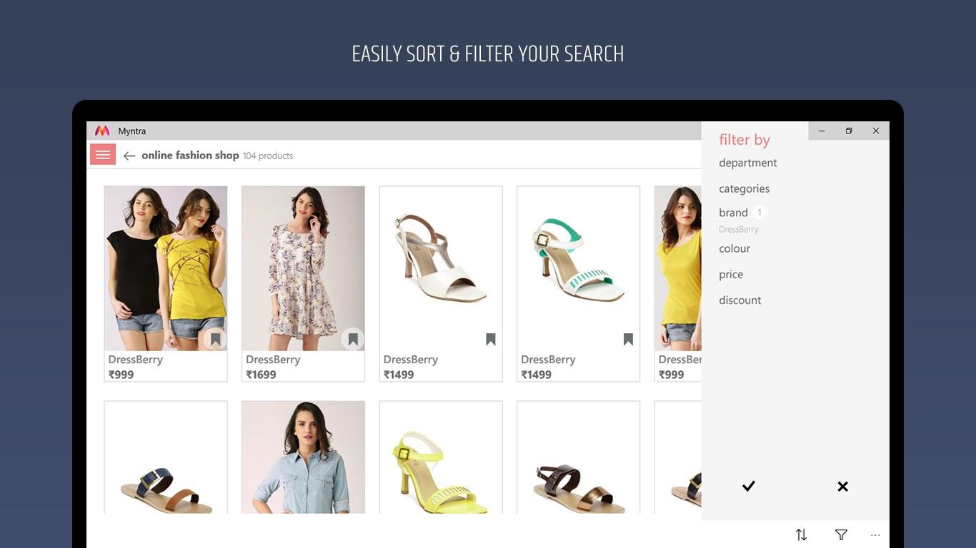 Myntra - India's Fashion Store