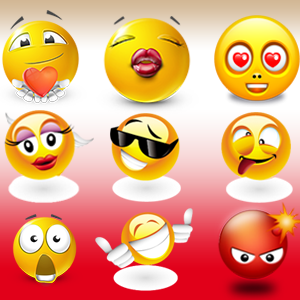 Emoji Emotional and funny stickers for All SNS