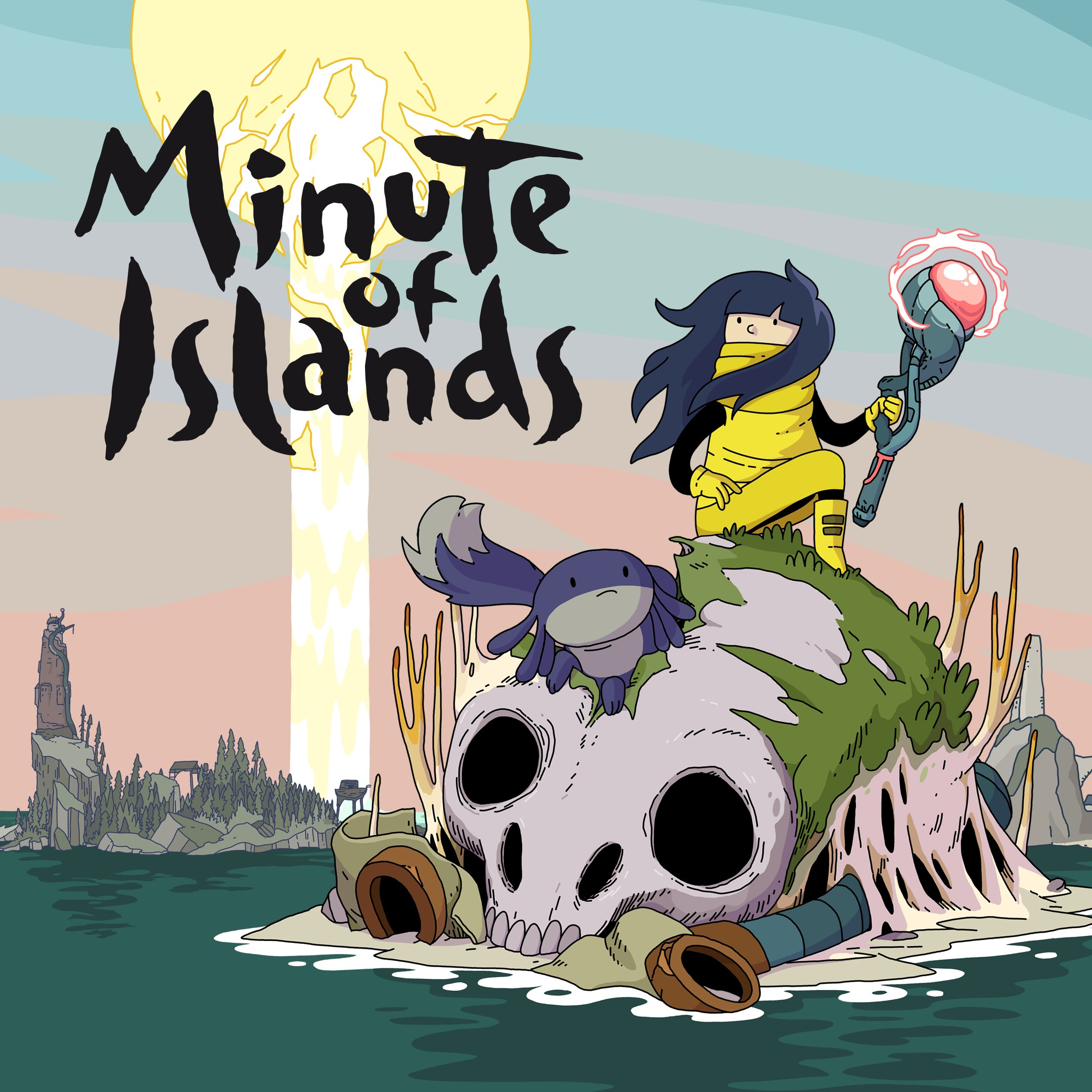 Image for Minute of Islands