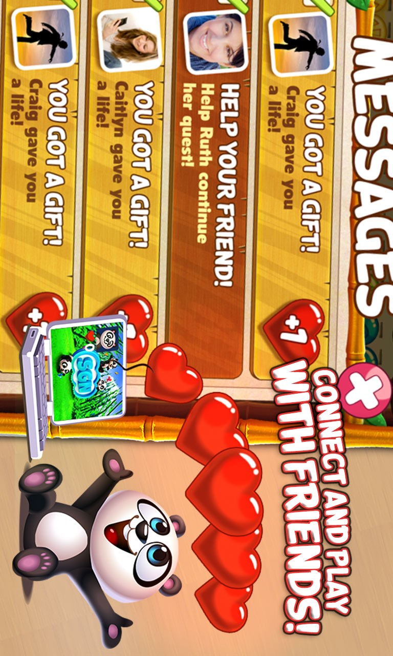 %name How To Get More Lives In Panda Pop