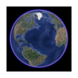 App for Google Earth 3d