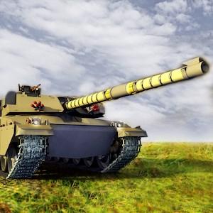 Ultimate WW2 Tank War Sim