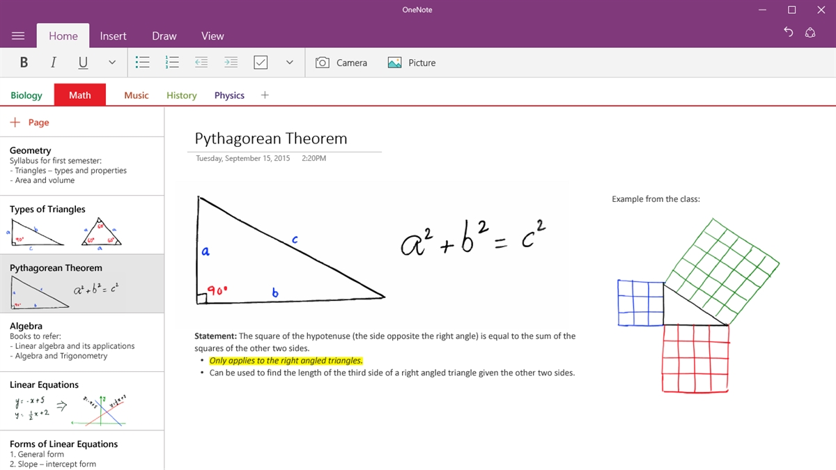 Onenote app for windows 10 gets full screen drawing mode Free drafting software for windows 10