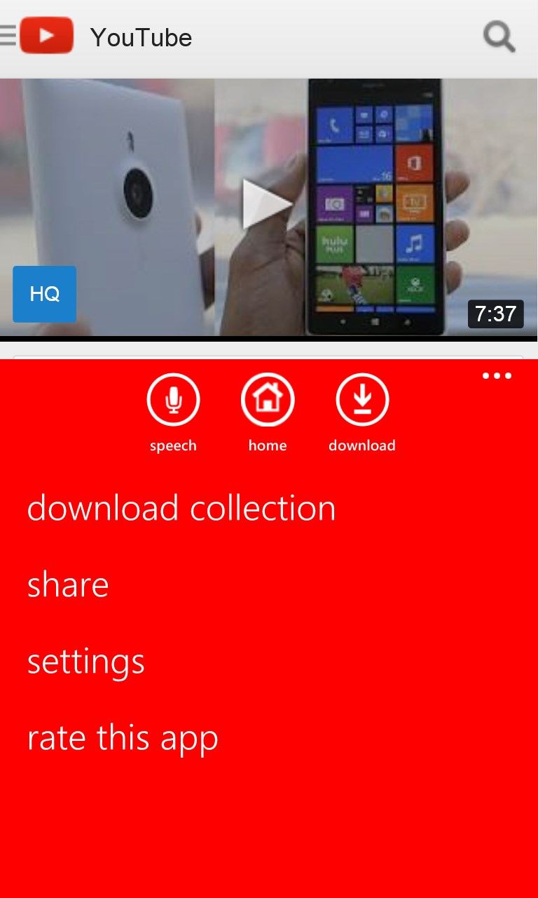 FREE Windows Phone App Market