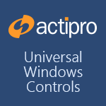 Actipro Universal Windows Controls