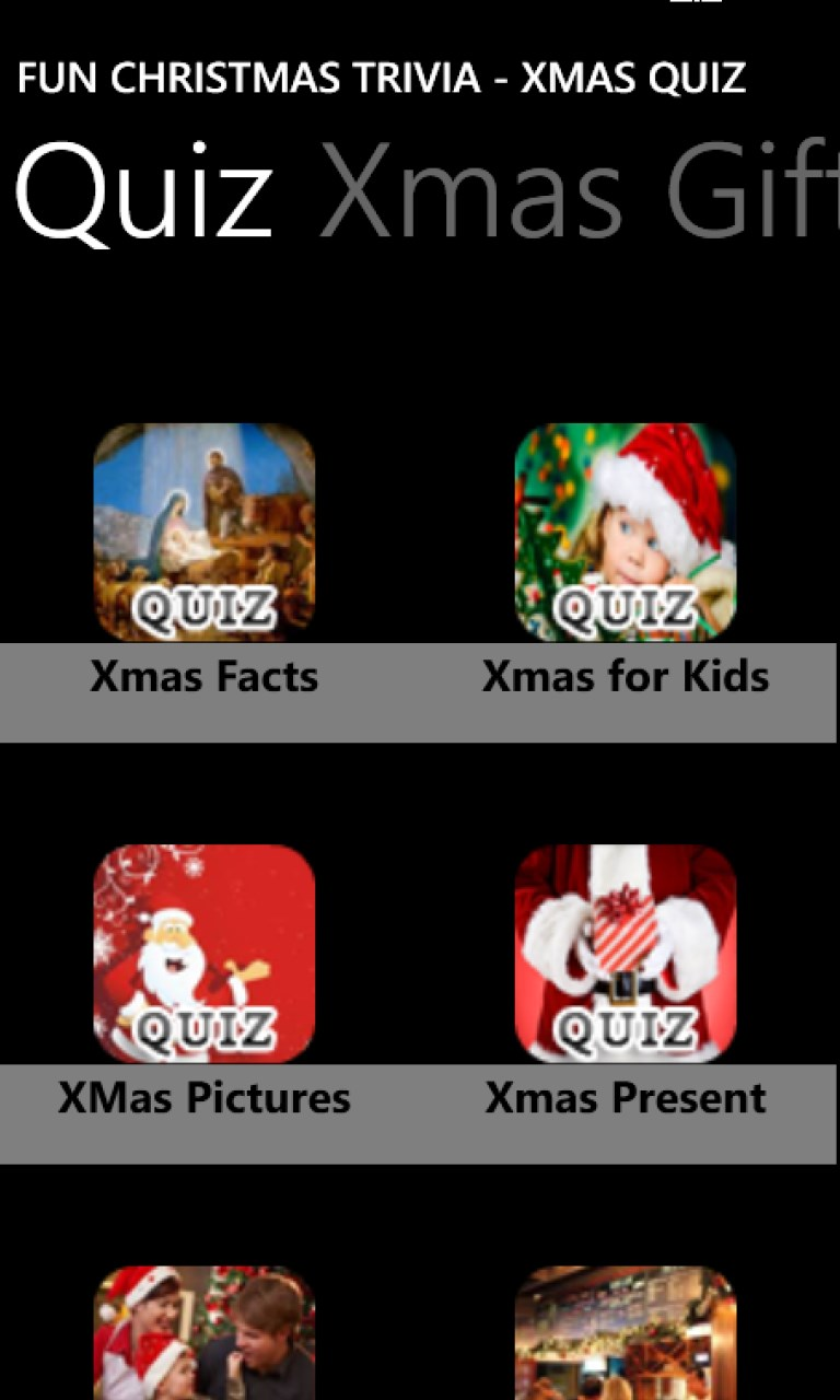 prev - Christmas Trivia Facts