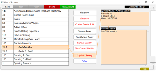 Accounting Master Pro screenshot 3