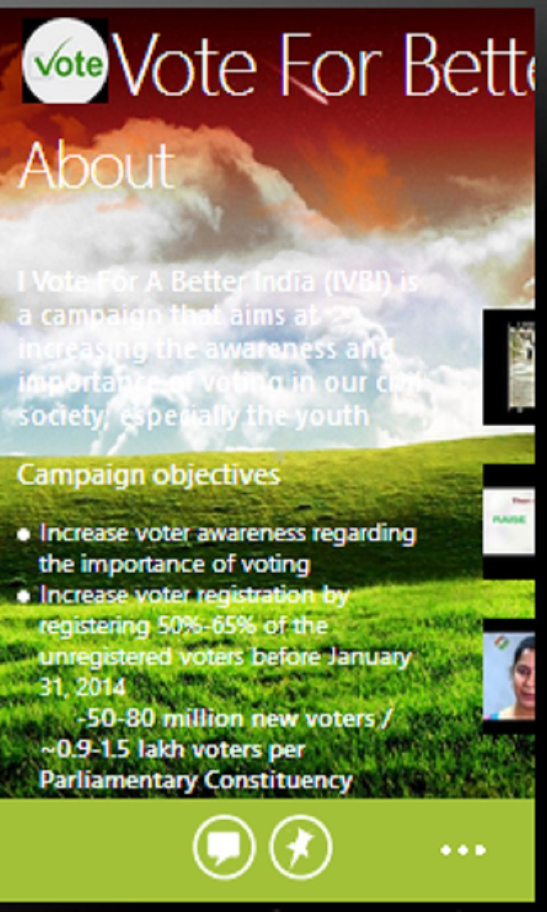 Vote For Better India for Windows 10 free download on