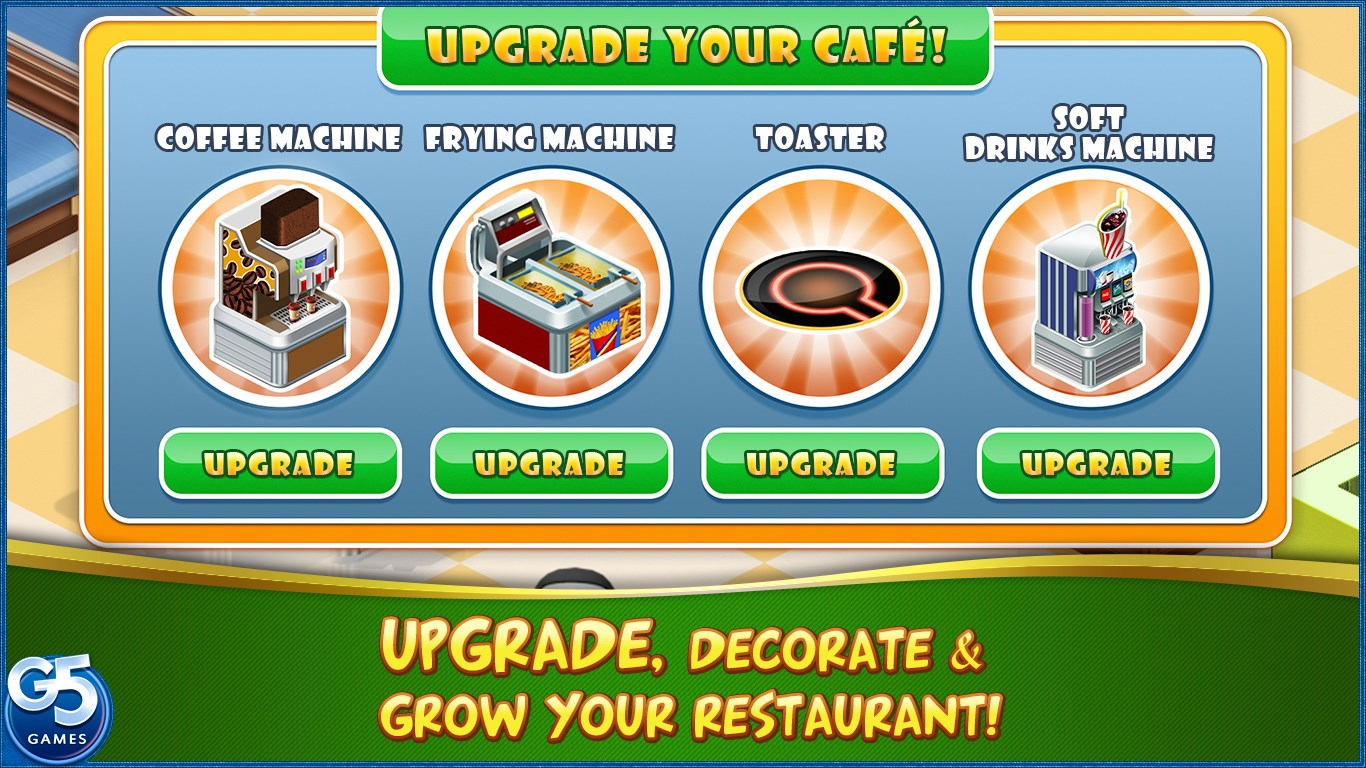 Stand O' Food® City: Virtual Frenzy HD