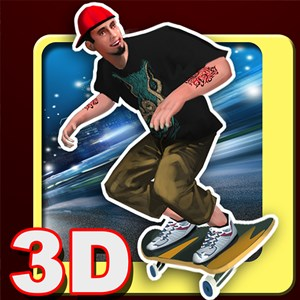 Skater Grind Stunts Kid 3D